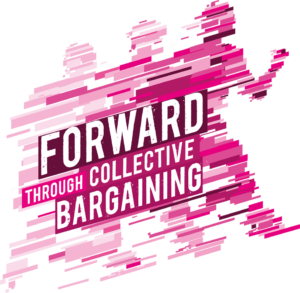 """Forward Through Collective Bargaining"". 5de UNI Europa-conferentie op punt van beginnen."