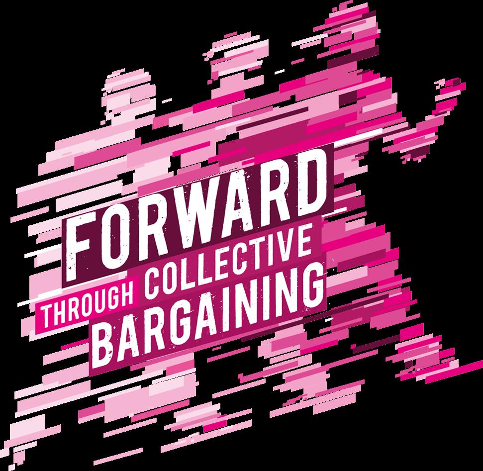 """""""Forward Through Collective Bargaining"""". 5de UNI Europa-conferentie op punt van beginnen."""